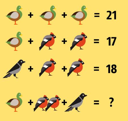 معما همراه با جواب, معما وتست هوش